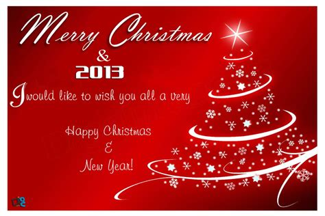 i would like to wish you all vey happy christmas new