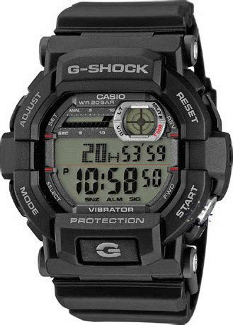 Casio G Shock Gd 350 Rubber casio g shock digital black rubber gd 350 1er