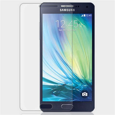 Tempred Glass Warna Samsung J3 2015 tempered glass screen protector for samsung galaxy a3 a5