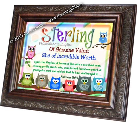 crosstimber name meaning research personalized gifts