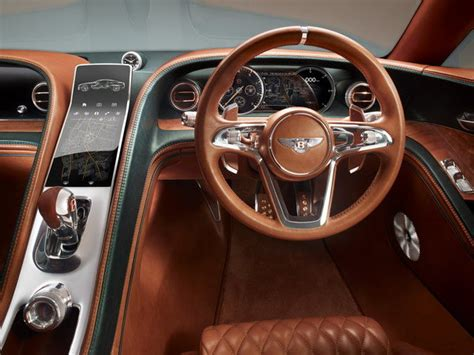 Bently Interior by 2018 Bentley Continental Gt Car Review Top Speed