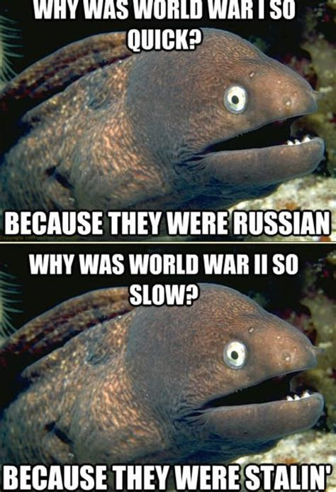 Bad Joke Eel Meme - deep sea creatures bad joke eel collection