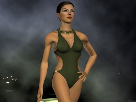 Adrianne Curry Teams Up With Nvidia by D 233 Mos Technologiques Geforce 8800 En T 233 L 233 Chargement
