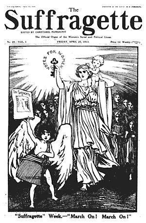 Storia delle donne nel Regno Unito - History of women in