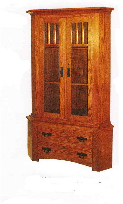 The Wood Loft Amish Custom - amish made custom gun cabinets the wood loft amish