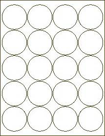2 inch circle template 2 inch circle labels begalabel
