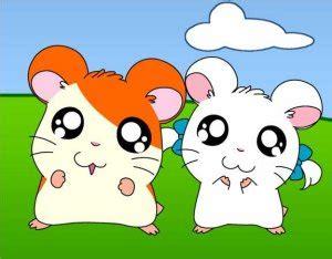Boneka Hamtaro Hamster hamtaro dan bijou bellaiasyah