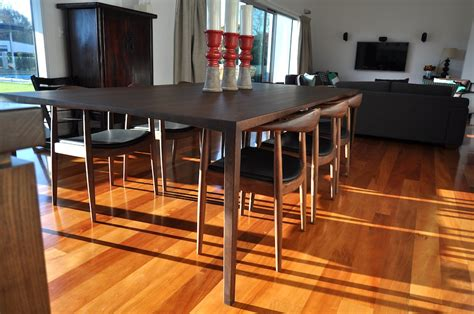 10 seater dining table cool spotted gum seater dining