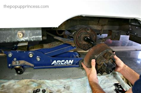 boat trailer wheel fell off how to grease and repack your trailer bearings the pop
