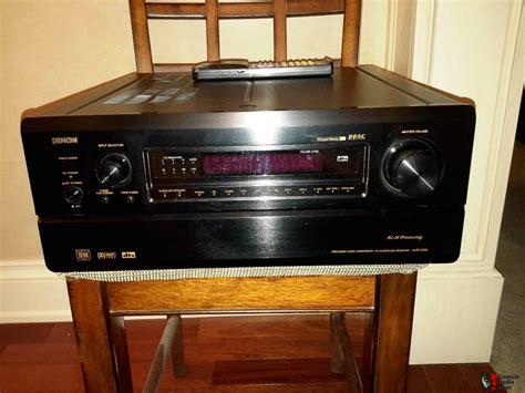 Home Theatre Denon Receiver Lifier denon avr5700 thx home theater receiver photo 1361309 canuck audio mart
