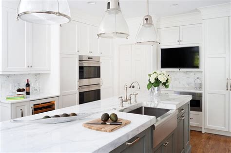10 beautiful stainless steel kitchen island designs dream kitchens home design magazine