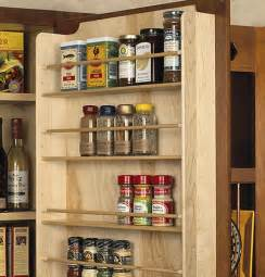 Spice Rack Inside Pantry Door Jeri S Organizing Amp Decluttering News 15 Ways To Store