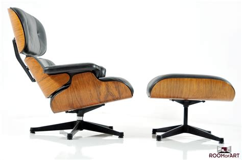 eames lounge chair palisander eames lounge chair ottoman in palisander modernism