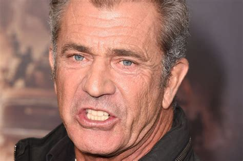 Mel Gibson Is Angry Again Hollyscoop mel gibson launches angry tirade shoves
