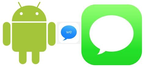 send imessage from android how to get imessage on android with wemessage