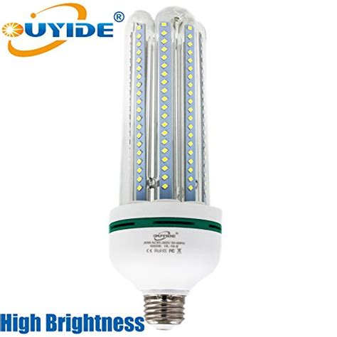 250 watt equivalent led light bulbs ouyide led corn light bulbs 250 watt equivalent 3300lm 30w