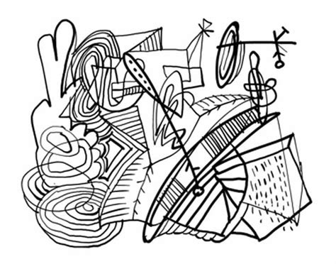 abstract coloring pages coloring pages to print