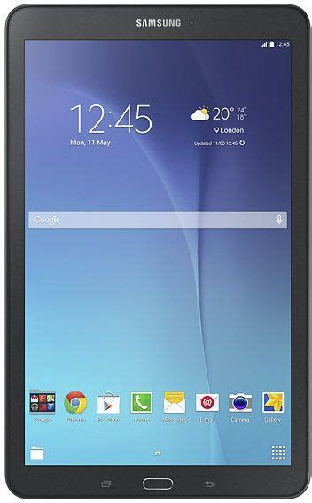 Samsung Tab E 9 6 Inchi T560 Sarung Leather Dompet Casing Flip samsung galaxy tab e sm t560 tablet 9 6 inch 8gb wifi black price review and buy in dubai
