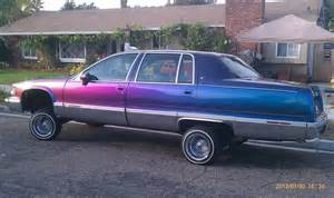 94 Cadillac For Sale 94 Chameleon Cadillac Fleetwood Big For Sale