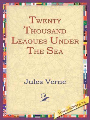 twenty thousand leagues under the sea librera online twenty thousand leagues under the sea by jules verne 183 overdrive rakuten overdrive ebooks