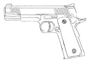 gun coloring pages gun coloring pages army