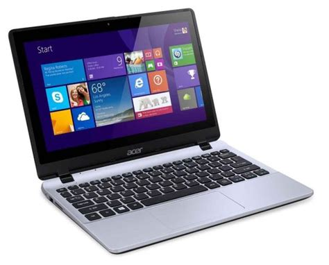 Laptop Acer Aspire E11 Terbaru acer s aspire e11 and v11 fanless laptops now available for 250 and up liliputing