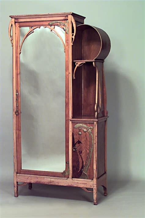 art nouveau armoire art nouveau armoire home furniture need want like pinterest