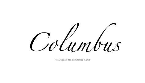 tattoo capital of the us columbus usa capital city name tattoo designs page 3 of