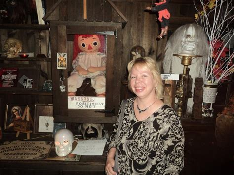 annabelle doll museum i met annabelle the doll and you can too thetripwitch