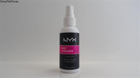 Nyx Primer Base therapy nyx base primer spray