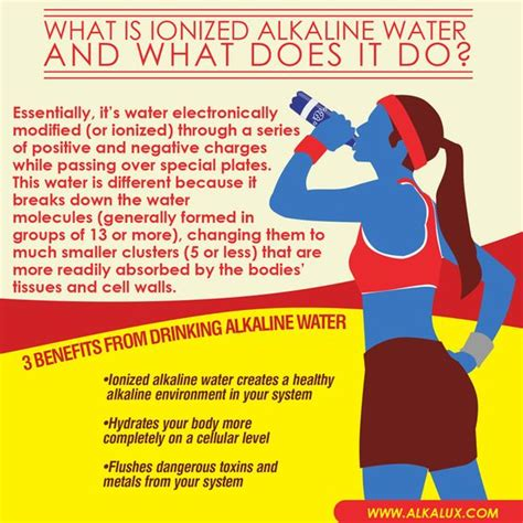 Does Alkaline Water Detox Your by The World S Catalog Of Ideas