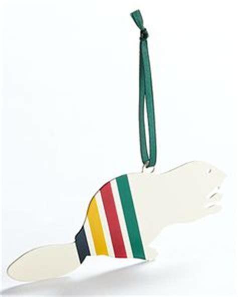 canadian christmas ornaments hudson bay stripes i
