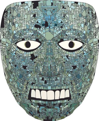 aztec mask template aztec empire aztec facts for