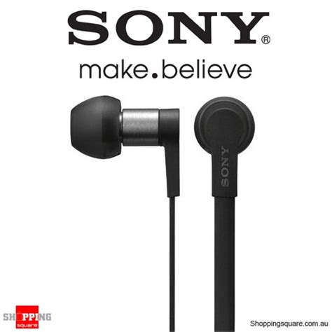 Headset Sony Mh1c sony smart headset mh1c black colour shopping shopping square au bargain