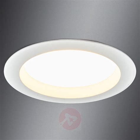 recessed ceiling lights led recessed ceiling light arian 17 4 cm 15 w lights co uk
