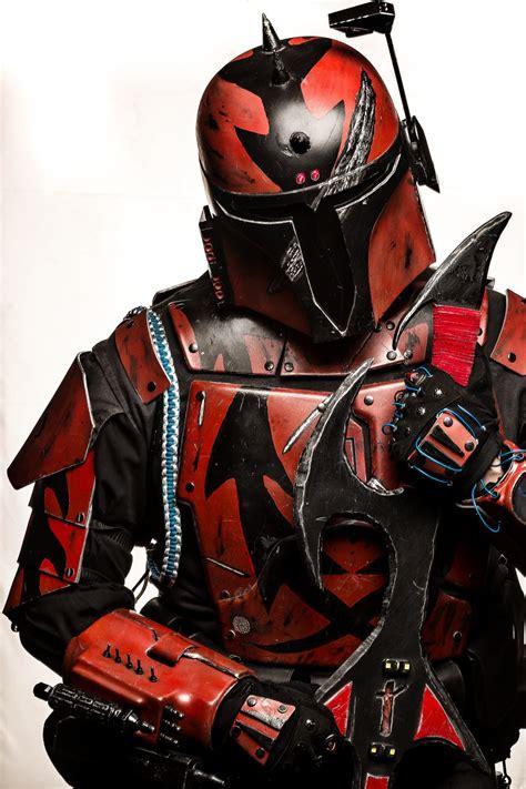 mandalorian armor colors dax rowan wars