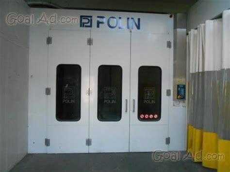 cabine per verniciatura usate cabina verniciatura secco tecnoazzurra vendo cabina