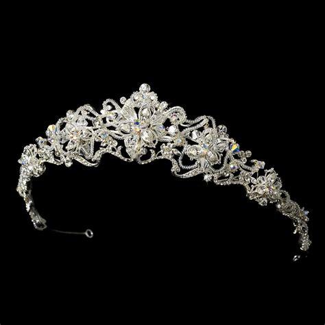 braut diadem swarovski swarovski crystal bridal tiara hp 7824