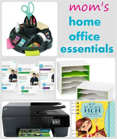 Home Office Essentials by Home Office Essentials To Organize Save Time And Money