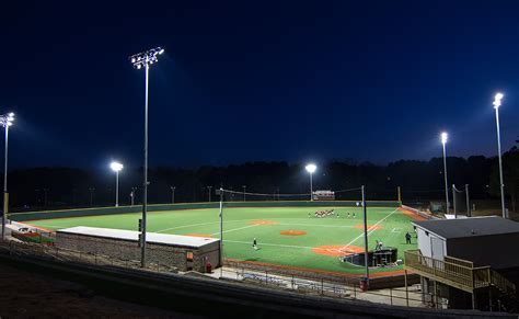 Baseball Light Fixture by Henderson State