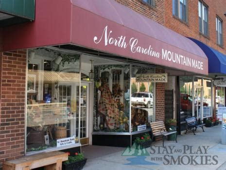nc mountain made unique shops handmade gifts
