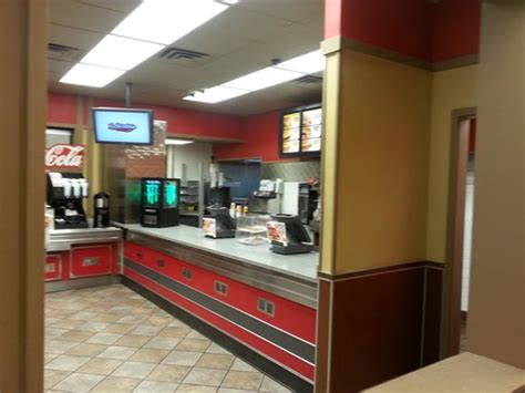 Order Counter Order Counter Picture Of Hardee S Independence