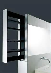 Bathroom Mirror With Hidden Storage » Home Design 2017