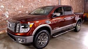 Nissan Titan Performance 2017 Nissan Titan Review Performance And Family Comfort