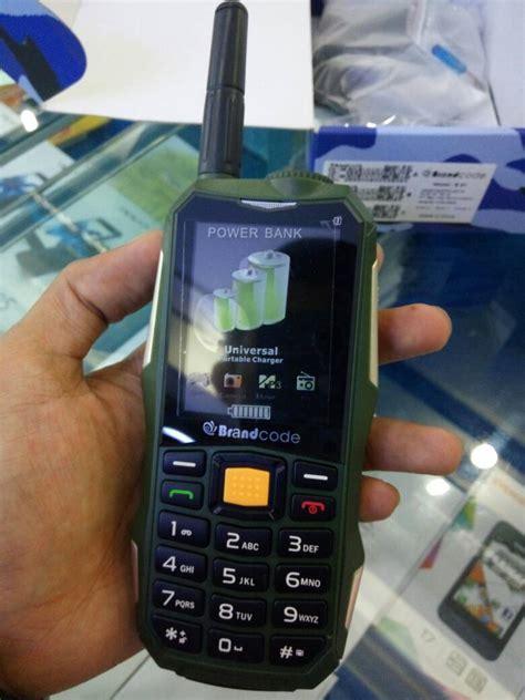 Foto Dan Harga Laptop Merk Hp jual hp merk brandcode b81 mirip ht bisa powerbank delia