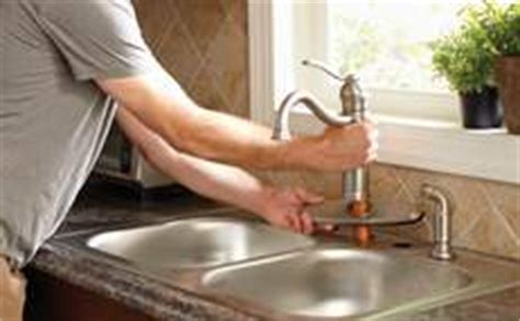removing an kitchen faucet how to install a single handle kitchen faucet at the home