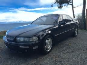 Acura Legend Coupe For Sale 1994 Acura Legend Ls Black For Sale Craigslist Used Cars