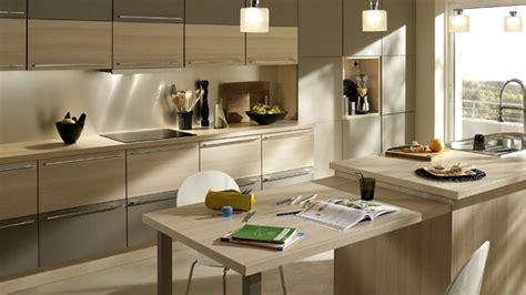 cuisine bois clair moderne cuisine moderne bois clair obasinc com