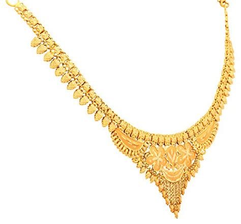 How To Buy Gold Jewelry 2 by Buy Senco Gold 22k Yellow Gold Chain Necklace On