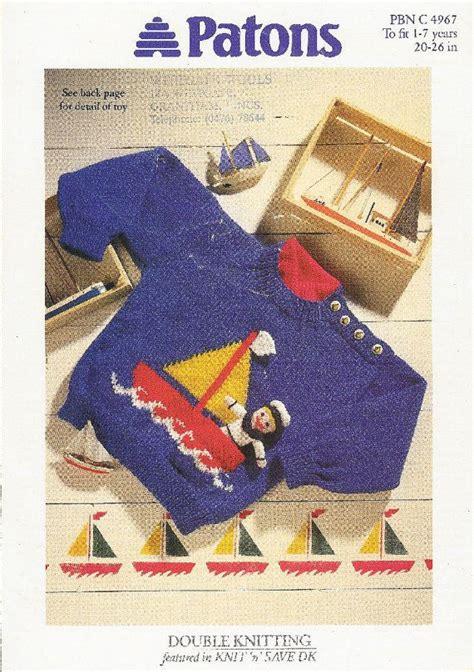 Jumper Motif Jangkar For Baby 17 best images about boys knitting patterns on